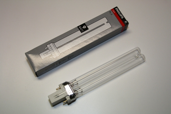 Pondlife UVC 55 Watt PL-Ersatzlampe f/ür UVC-Ger/ät Leuchtmittel